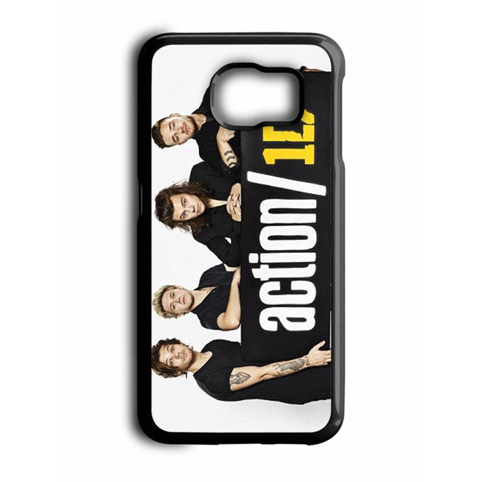1D One Direction Action Samsung Galaxy S6 Edge