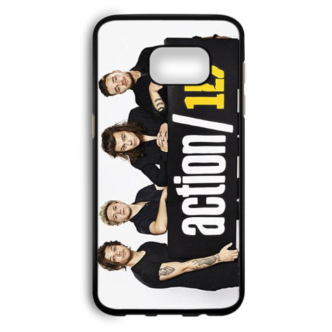 1D One Direction Action Samsung Galaxy S7 Edge