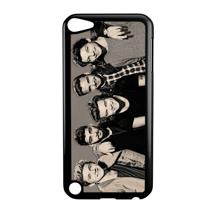 1D One Direction Black And White iPod 6
