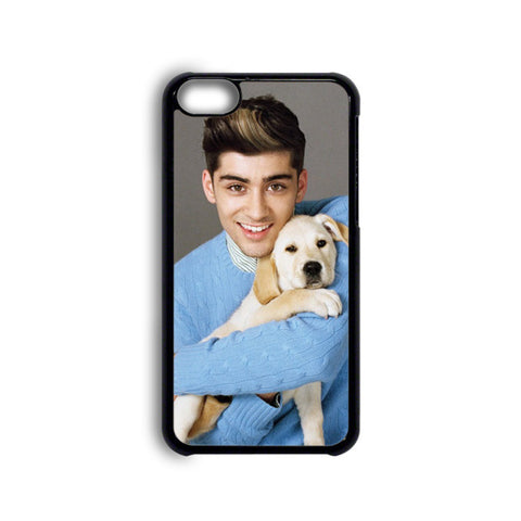 1D Zayn Malik With Dog iPhone 5C