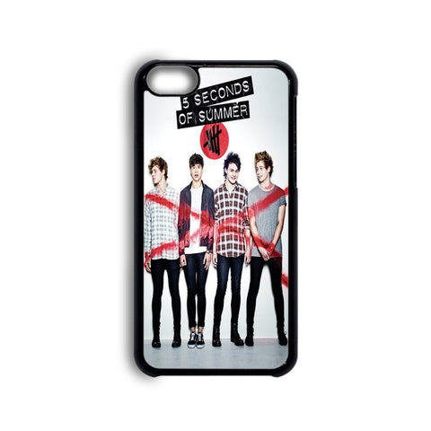 5 Seconds Of Summer iPhone 5C