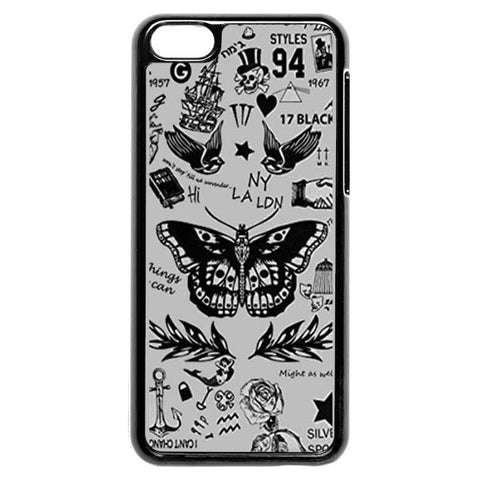 1D (hs tattoo) iPhone 6 Plus Case