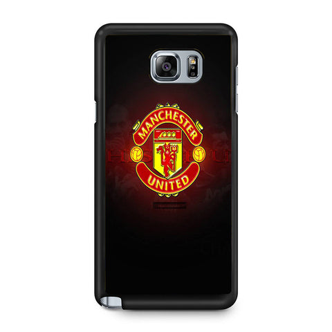 Manchester United logo red fade Samsung Galaxy S8 Plus Case