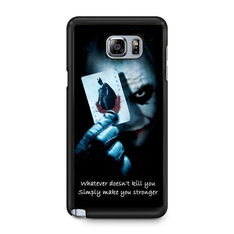 Oakland Raiders joker card Samsung Galaxy S7 Case