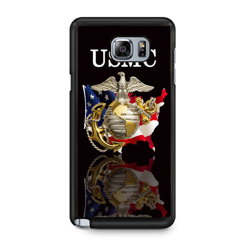 Usmc logo reflected Samsung Galaxy S7 Case
