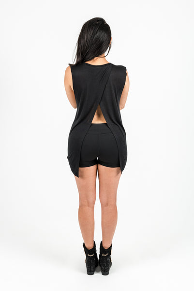 Open Back Tunic (270AW)