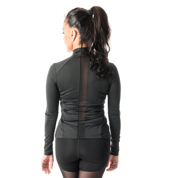 Stretch Sport Jacket - Mesh Accents - Women's (360AW)
