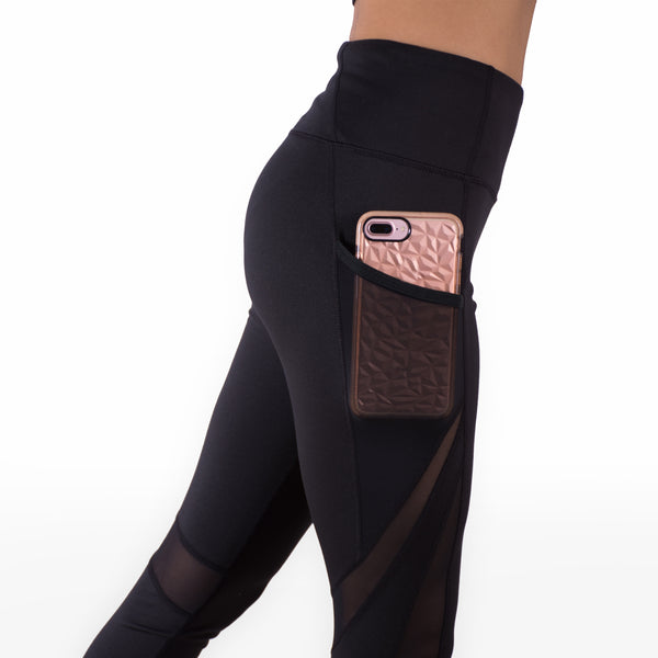 760AW- Women's Leggings with Pockets