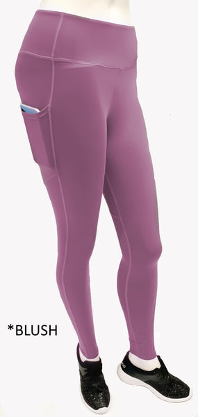 Leggings with Side Pocket (910AW)