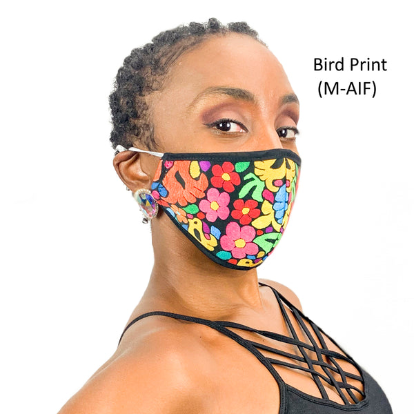 Artisian-Inspired Prints Face Masks