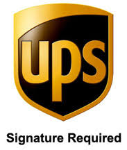 UPS Signature Confirmation