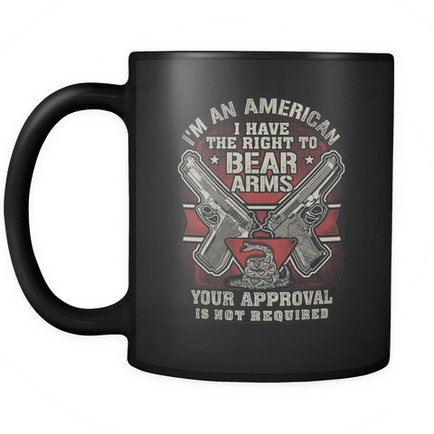I Have The Right To Bear Arms Mug