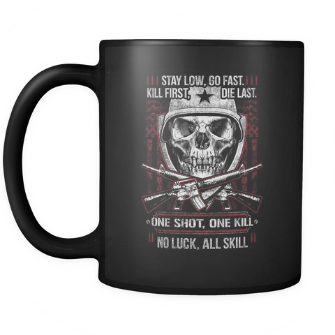 One Shot, One Kill Mug