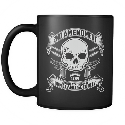 Homeland Security Mug