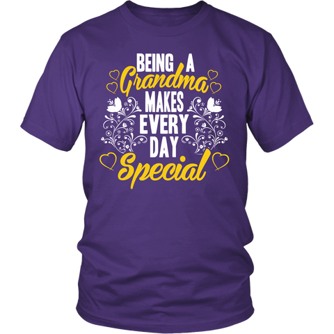 Being A Grandma T-Shirt