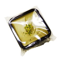 Antica Gianduia Pistachio with golden spoon 150g