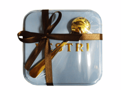 Antica Gianduia Orange with golden spoon 150g