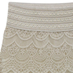 I'm A Lace Lover Skirt (Multiple Colors)-BoldDress.com
