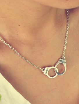 Little Handcuff Fashion Necklace