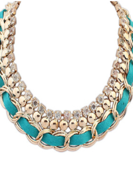 In The Zone Beaded Necklace (Multiple colors)