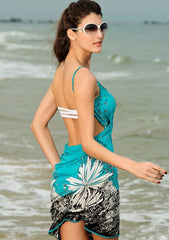 Flirty Wrap Around Beach Wrap-BoldDress.com