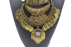 Boho Vintage Necklace-BoldDress.com