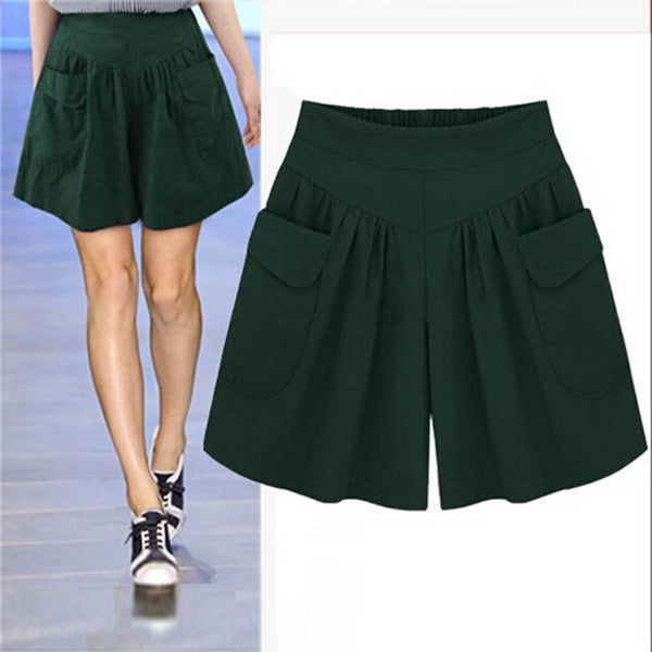 Flirty High Waist Short