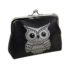 Knowing Owl Coin Purse-BoldDress.com