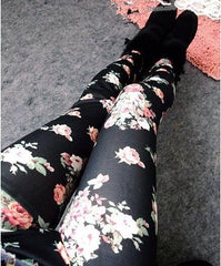 Glam Design Leggings-BoldDress.com