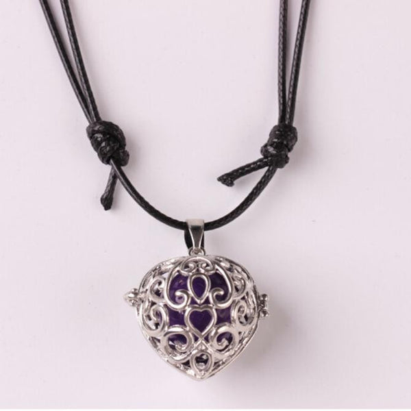 The Luminous Ball Necklace