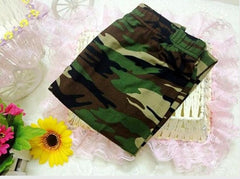 Camouflage Print Leggings-BoldDress.com