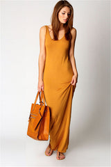 Eye Catching Maxi Dress-BoldDress.com