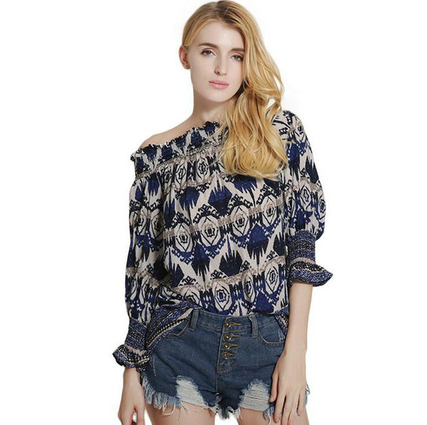 Gypsy Off the Shoulder Top