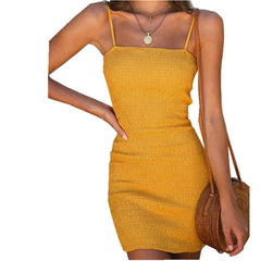 Burst Of Sexy Mini Sundress-BoldDress.com