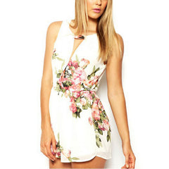 Flower Power Romper-BoldDress.com