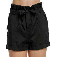 Bowknot Pocket Shorts-BoldDress.com