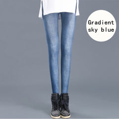 My Girl Denim Leggings-BoldDress.com