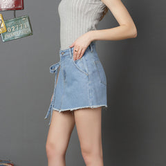 Summer Daze Denim Mini-BoldDress.com