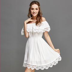 Bohemian Mini Dress-BoldDress.com