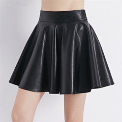 Flirty High Waist Skirt-BoldDress.com