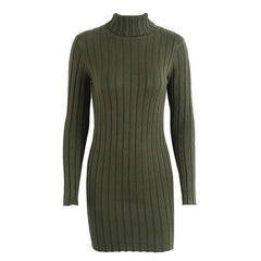 Kamilla Knitted Dress-BoldDress.com