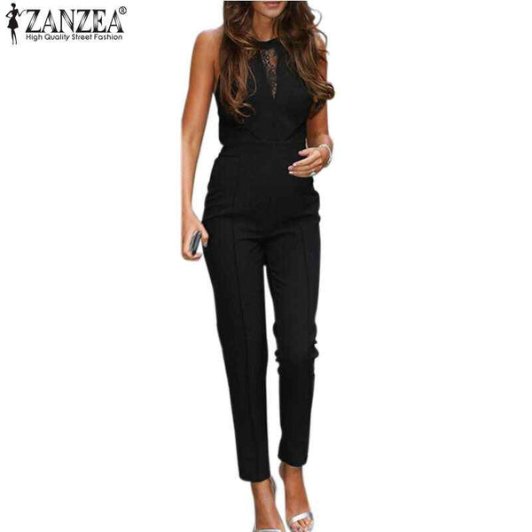 Kelly Sleeveless Jumpsuit
