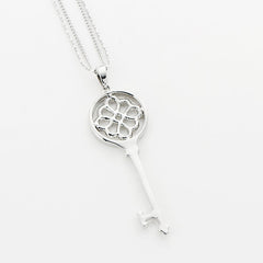 Key To My Heart Necklace-BoldDress.com