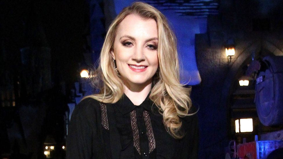 Harry Potter actress Evanna Lynch 'stuck' as Luna Lovegood