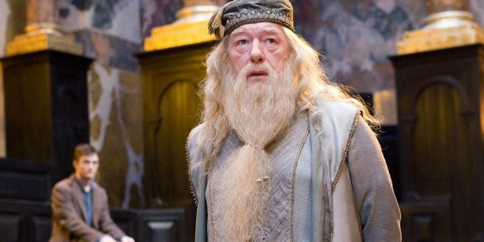 This JK Rowling revelation about the wizard Dumbledore loved is pretty shocking