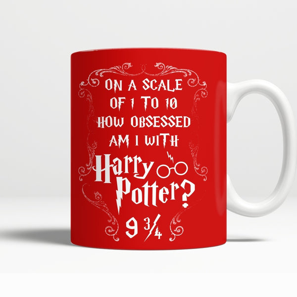 Drinkwear - Limited Edition - Harry Potter 9 3/4 Mug
