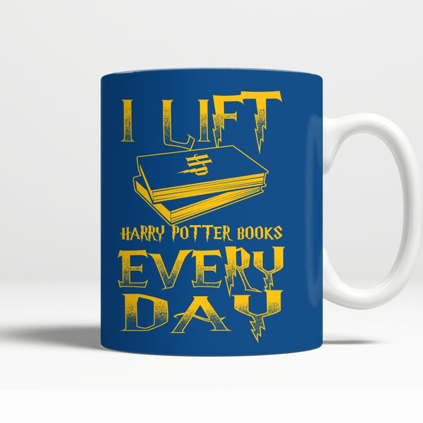 Drinkwear - Limited Edition - Lift Harry Potter Books Mug