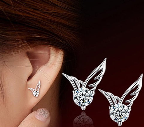 Earrings - Angel Wings Earrings