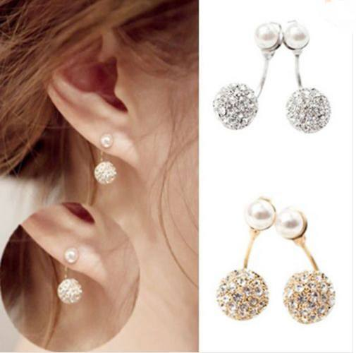 Earrings - Pearl Earrings