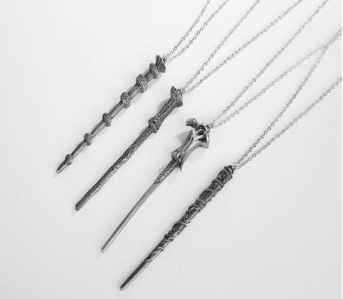 Necklace - Magic Wand Necklace